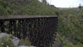 迈拉峡谷支架国家重点文物站点4K UHD 股票录像