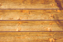 年迈的和被损坏的木表面饰板背景 免版税库存图片