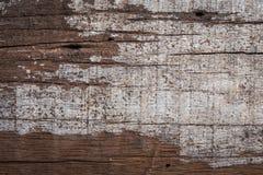 年迈的抽象木头风化了概略的五谷表面纹理 库存照片