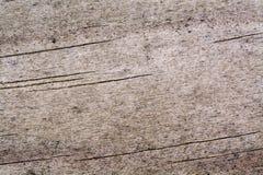 年迈的木头纹理  库存图片