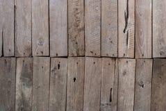 老肮脏的木背景/纹理 免版税库存照片