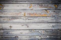 年迈的被索还的木头 免版税图库摄影