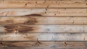 年迈的被索还的木头 免版税库存照片