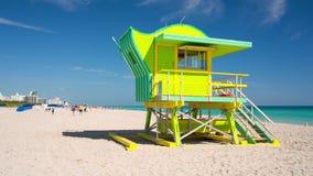 迈阿密南海滩,佛罗里达,美国 影视素材