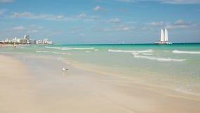 迈阿密南海滩,佛罗里达,美国 股票视频