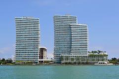 迈阿密市游览 免版税库存照片