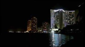 迈阿密江边 股票视频