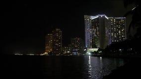 迈阿密江边 影视素材