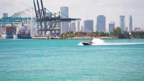 迈阿密海湾,佛罗里达,美国 股票视频