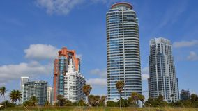 迈阿密海滩豪华公寓4k录影 影视素材