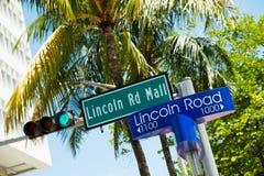 迈阿密海滩 免版税库存图片