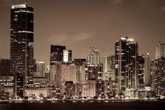 迈阿密都市风景 图库摄影
