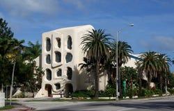迈阿密建筑学  免版税库存图片