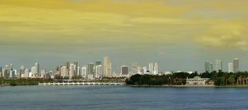 迈阿密 库存图片