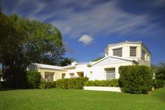 迈阿密1950年` s样式建筑学 库存图片