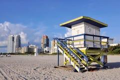 迈阿密Beach 库存图片