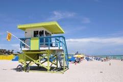 迈阿密Beach 免版税库存照片