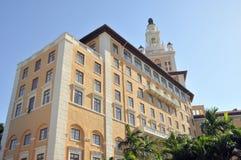 迈阿密Biltmore旅馆 图库摄影