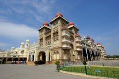 迈索尔宫殿,印度 库存图片