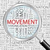 运动。 免版税库存照片