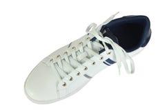 运动鞋从上面 库存图片