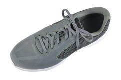 运动鞋顶视图  库存图片