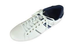 运动鞋顶视图  库存照片