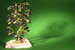 运气结构树 库存照片