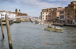 运河全部威尼斯式 库存图片