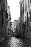 运河威尼斯 库存照片
