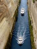 运河 库存照片