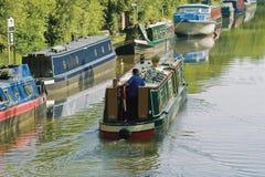 运河 库存图片