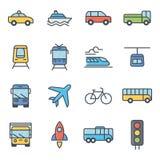 运输和车 图库摄影