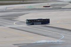 运输在机场 库存图片