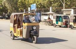 运输在巴基斯坦 库存照片
