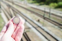 运输或旅行费用 免版税库存照片