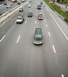 运输汽车 免版税库存图片