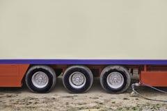 运输轮子 库存图片