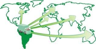 运输 免版税库存图片