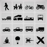 运输 免版税库存照片