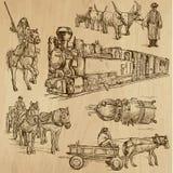 运输7 免版税库存照片
