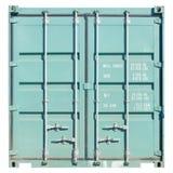 运送运输货柜 免版税库存图片