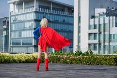 这个城市需要英雄 库存照片