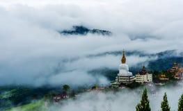 这个寺庙Pha儿子Kaew是公开的在Phetchabun,泰国 这 库存照片