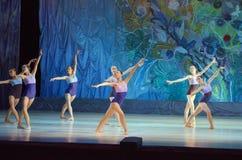 这个永恒芭蕾传说 免版税库存图片