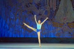 这个永恒芭蕾传说 图库摄影