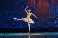 这个永恒芭蕾传说 库存照片