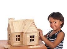 这是我的房子 免版税库存图片