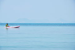 这是酸值西康省海岛 库存图片