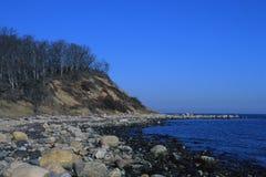 这里小山长岛纽约 图库摄影